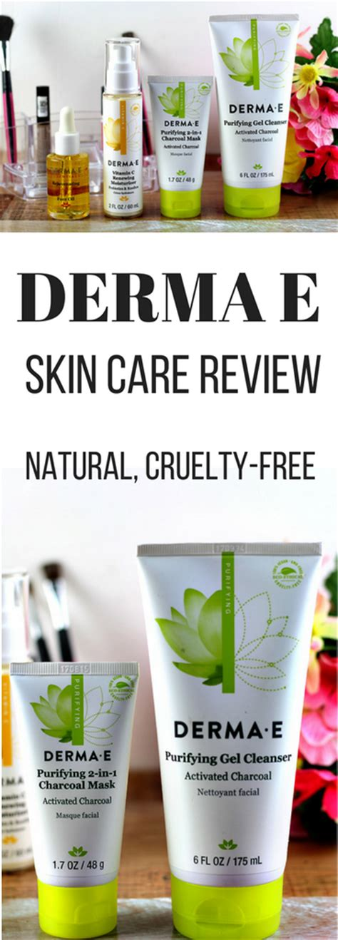 Skin Care Products Derma Poise Review by Derma E Skin Care Review Everything Pretty