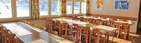 grosser speisesaal jugendhaus m 246 rlialp giswil gruppenunterkunft in den