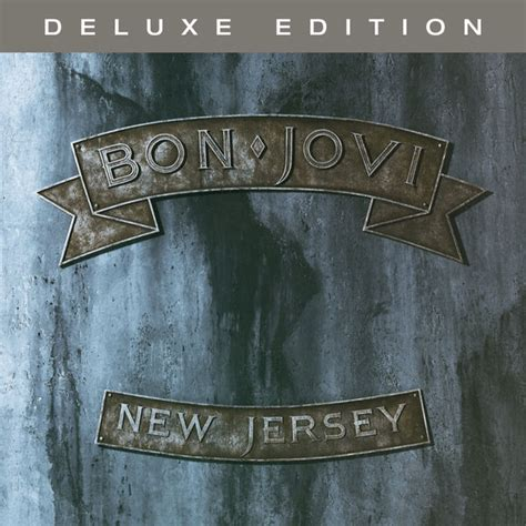 bon jovi new jersey deluxe edition new jersey deluxe edition bon jovi t 233 l 233 charger et