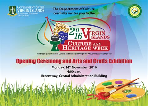 heritage week virgin islands culture and heritage week begins sunday