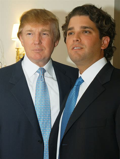 donald trump jr s relationship with his father through