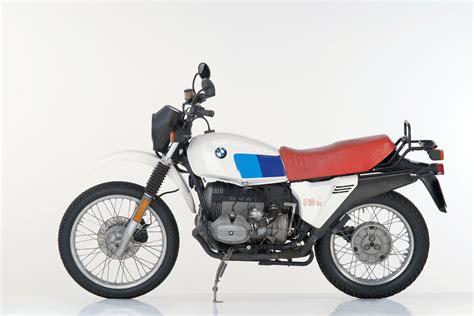 Bmw Motorrad 80er by Bmw R 80 G S