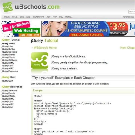 tutorial javascript jquery pdf jquery tutorial pdf image search results