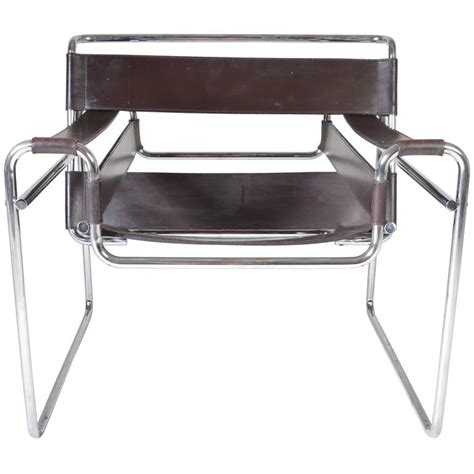 Wassily Armchair by Vintage 1960s Wassily Chair By Marcel Breuer For Gavina
