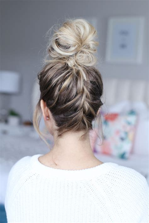 Hairstyles For Summer by 16 Easy Hairstyles For Summer Days The Everygirl