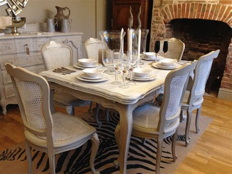 french dining table set french country dining room
