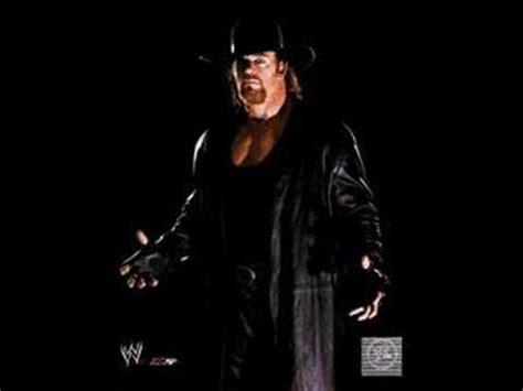 theme songs undertaker wwe undertaker entrance theme song youtube