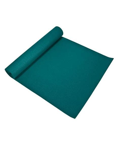 Comfortable Mat by Deluxe Quality Comfortable Cushioned Teal Mat