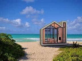 prefab tiny homes prefab and modern bunkie tiny house concept