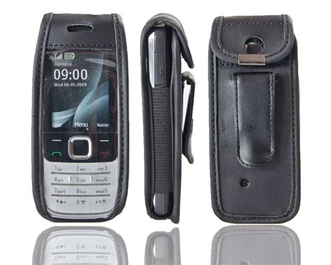 Casing Hp Nokia 2730 Classic nokia 2700 und 2730 classic leather with belt