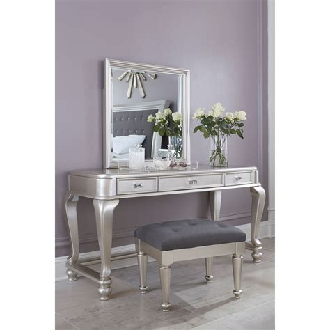 coralayne collection bedroom set by ashley furniture signature design by ashley coralayne vanity mirror in