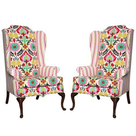 Pink Wingback Chair Design Ideas Furniture Complete Your Furniture Collection With Wingback Chair Ideas Jones Clinton