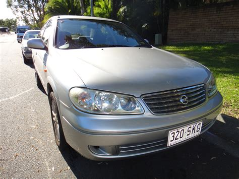 nissan pulsar q 2003 2003 nissan pulsar q n16 my03 car sales qld gold coast