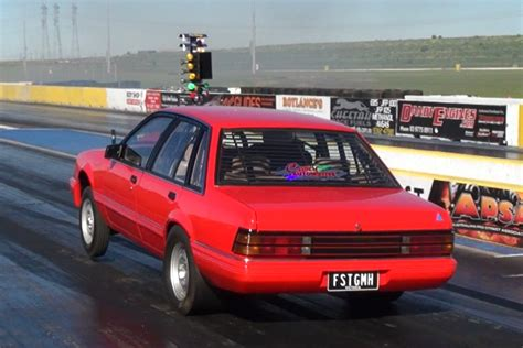 blown ls blown ls powered commodore runs 9 1 at calder