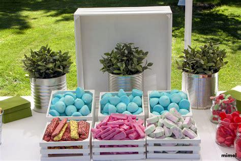 decoracion de mesas de chuches mesa de chuches boda de l mimel candy bar pinterest