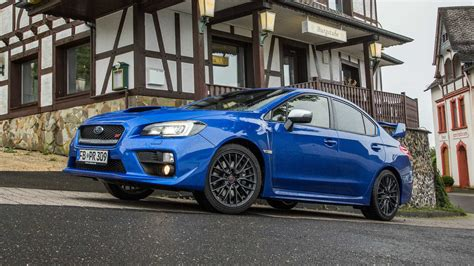subaru nurburgring why the subaru wrx sti is for lapping the ring in