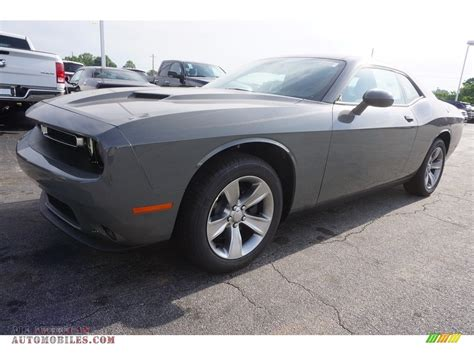 grey challenger 2017 dodge challenger sxt in destroyer grey 624530 all