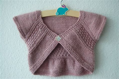 baby shrug knitting pattern free entrechat baby and child shrug pdf knitting pattern fiche