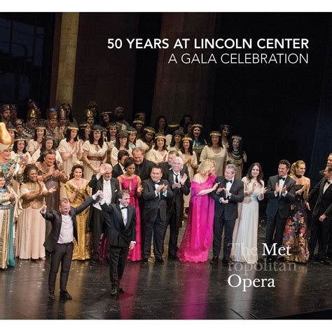 new year gala lincoln center 50 years at lincoln center a gala celebration 3 cd