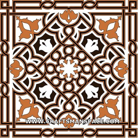 arabesque pattern dwg arabesque from the great mosque in damascus free