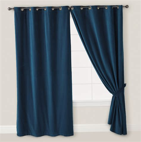 dark blue curtains dark blue bedroom curtains home design ideas