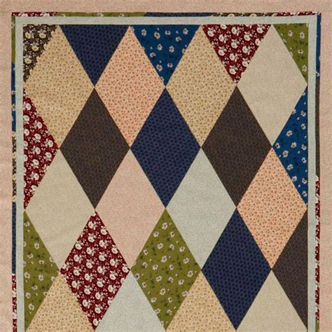 17 best images about quilts diamonds on pinterest