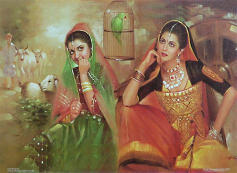 indian painting pics can speak beautiful indian paintings part 2