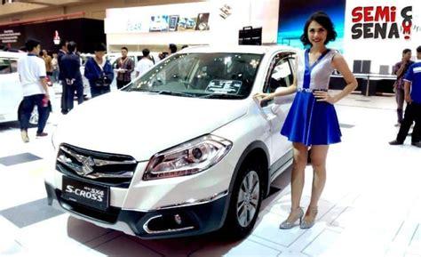 Suzuki Sx4 S Cross Surabaya suzuki new sx4 s cross segera dijual di beberapa kota di