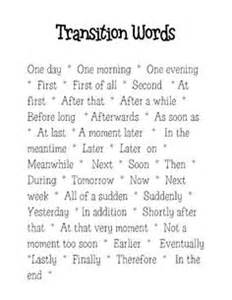On pinterest anchor charts transition words and phrases and writing