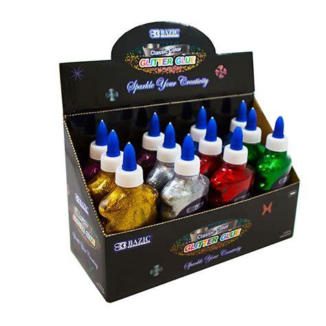 Glitter Glue Bazic Lem Glitter bazic 200 ml classic color glitter glue