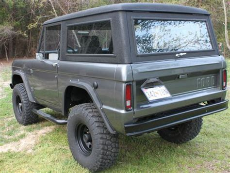 Custom Ford Bronco Ungu sell used 1976 ford bronco custom sport utility 2 door 5 0l in city maryland united states