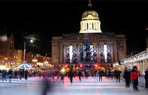 amazing festive images to print christmas in nottingham