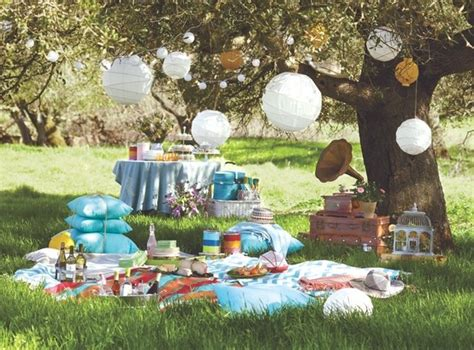 outdoor picnic inspiration outdoor accessories decor