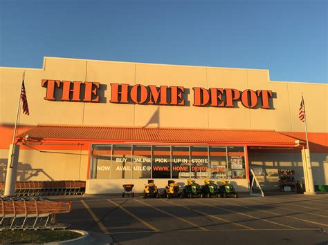 the home depot wichita kansas ks localdatabase