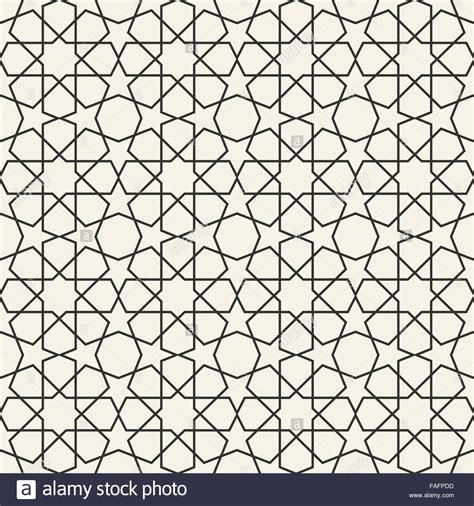 wall pattern design vector abstract seamless geometric islamic wallpaper pattern for