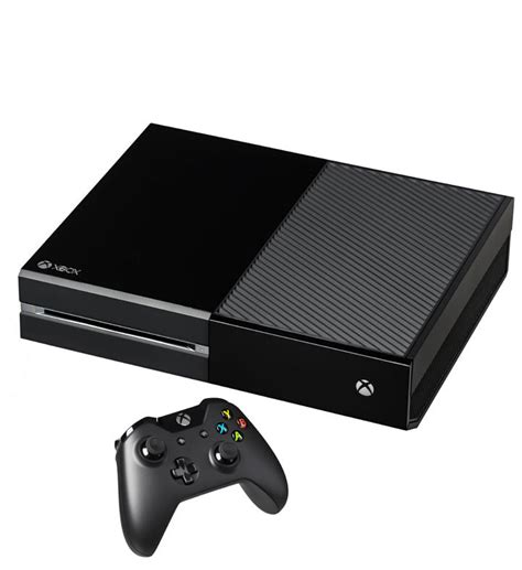 xbox one console microsoft xbox one 500gb black console bundle w