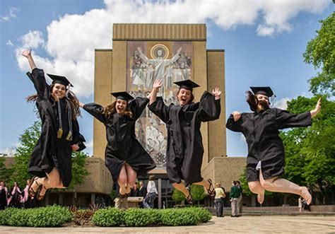 patten university commencement commencement 2014 pass it on news the daily domer