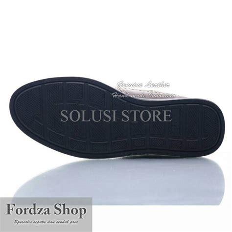 Sepatu Kulit Sepatu Kerja Separu Slop Sepatu Sendal Original jual baru sepatu kickers slop casual kerja santai formal