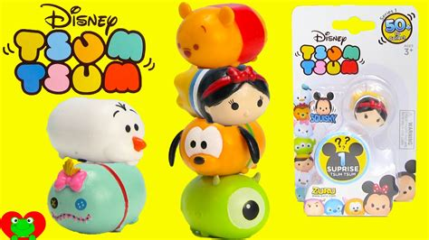 Squishy Disney Tsum Tsum disney tsum tsum squishy 2 packs with