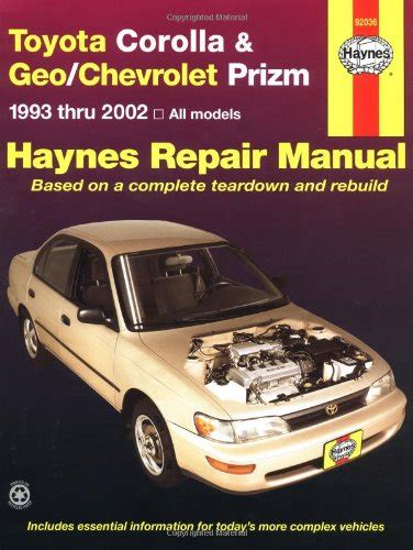 best auto repair manual 1993 chevrolet cavalier on board diagnostic top best 5 corolla repair manual for sale 2016 product