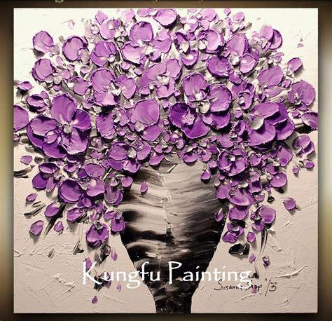 Harga Seni Abstrak Abstraction White by Tex3003 100 Dilukis Tangan Dibingkai Lukisan Bunga