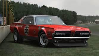 Mercury cougar 67 for gt legends released virtualr sim racing