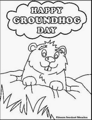 groundhog day viewing worksheet pin groundhogs day coloring pages on