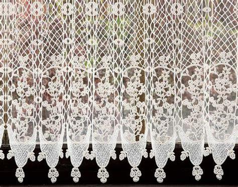 des rideaux dentelles c est original promosjardinmaison