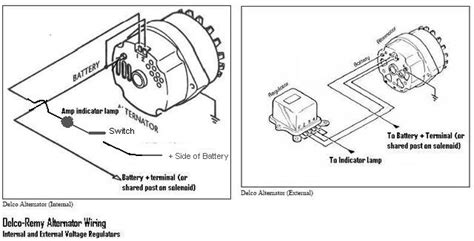 ingram alternator wiring diagram wiring diagram with