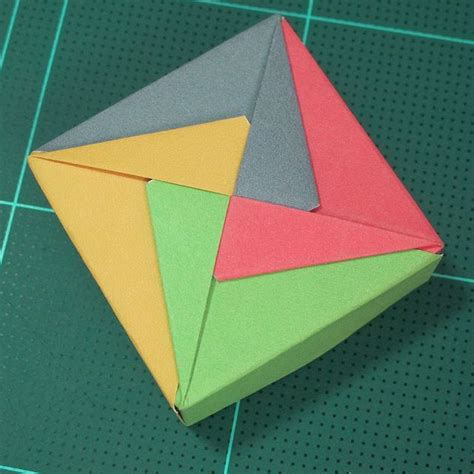 Decorative Origami Boxes - 1000 images about origami hearts on