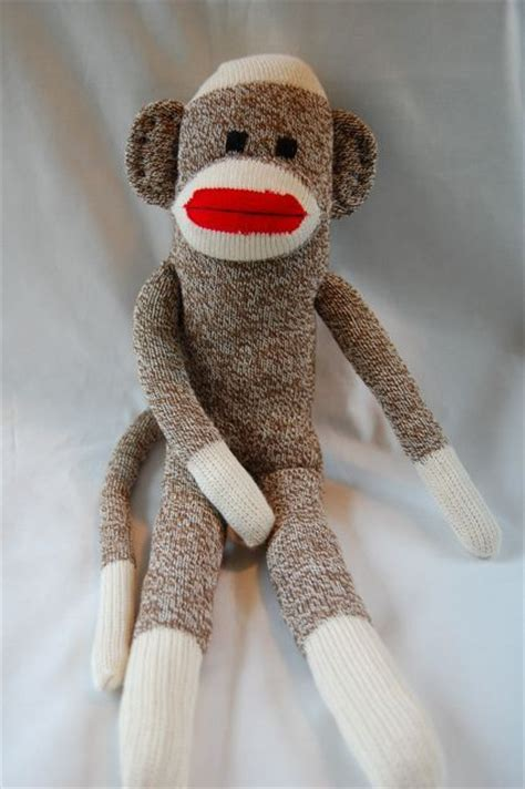 a sock monkey 17 best images about monkey business on sock
