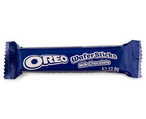 Oreo Wafer Sticks Milk Chocolate 4 x oreo wafer sticks milk chocolate 128g catch au