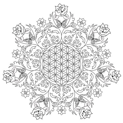 free printable coloring pages for adults only image 1