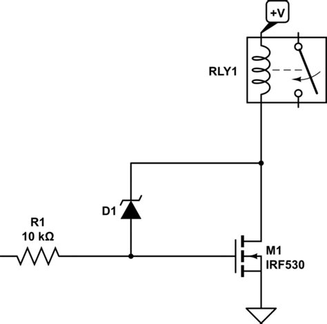 what is a catch diode alternative ways to catch an inductor s flyback current electrical engineering stack exchange